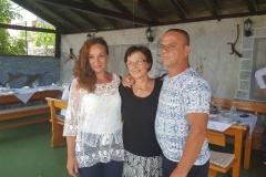 Marija i Tome Sekula sa gospođom Cillie