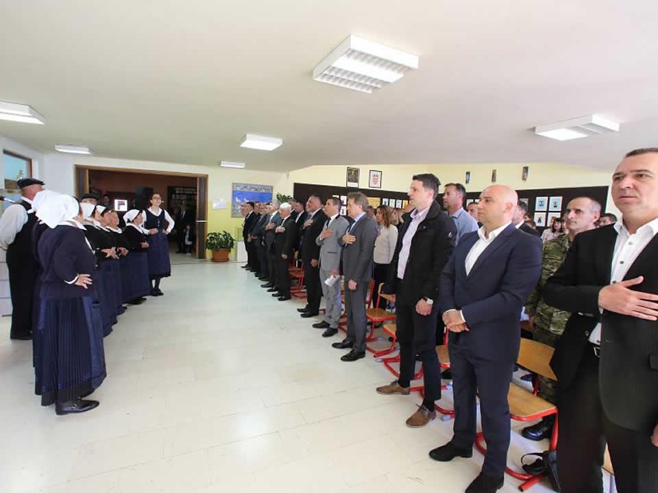 Povodom obilježavanja Dana općine Bibinje svečana sjednica Općinskog vijeća