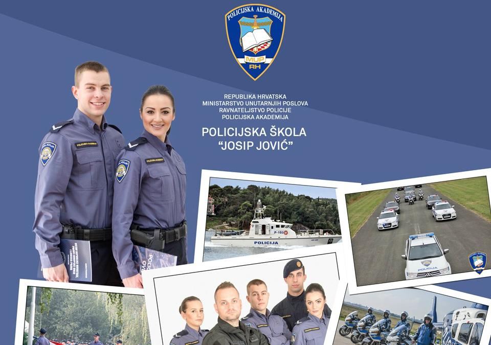 DAN OTVORENIH VRATA POLICIJSKE AKADEMIJE I PU ZADARSKE; POZIV SVIM NEZAPOSLENIM OSOBAMA SA ZAVRŠENOM ČETVEROGODIŠNJOM ŠKOLOM ZAINTERESIRANIM ZA PREKVALIFIKACIJU