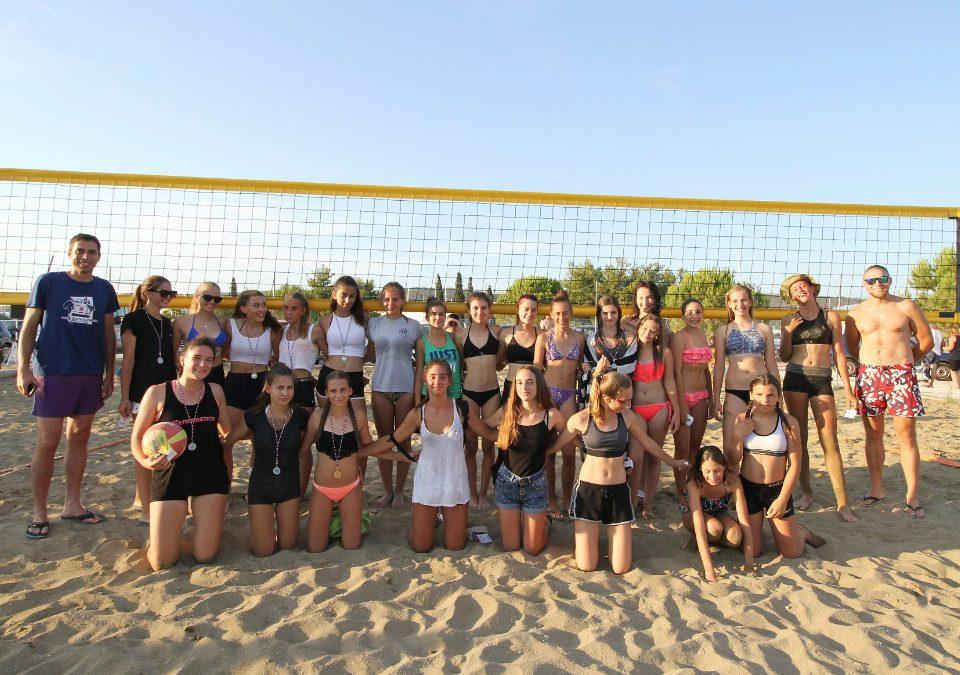 BIBINJKE OSVOJILE PUNTU 2017 Forte najjači na turniru odbojke na pijesku ˝Punta 2017˝